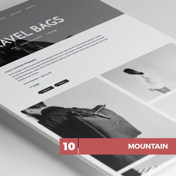 mountain-wp-theme
