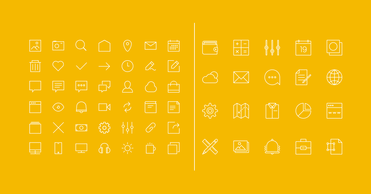 68-outline-icons-face