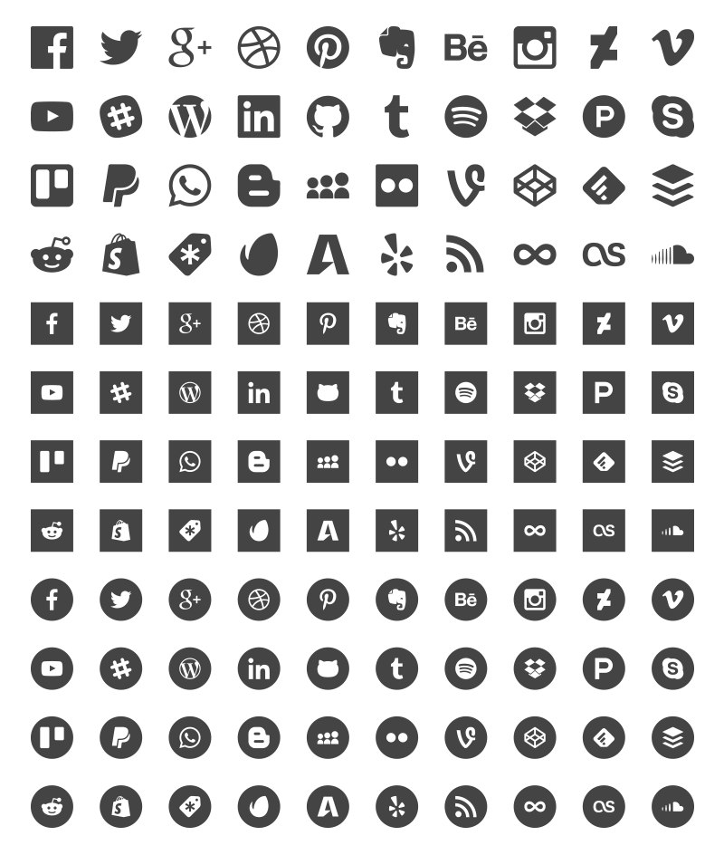 social-media-free-vector-icon-set-09