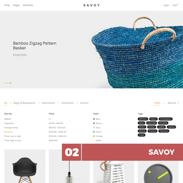 savoy-wp-theme