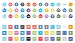 social-media-free-vector-icon-set-01